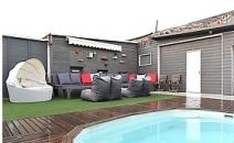 סוויטה מימוס - סוויטה מבודדת ויוקרתית עם בריכת שחייה - חדרים לפי שעה בנתניה. בואו להכיר את המקום הכי מושלם לבילוי זוגי